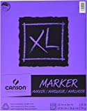 "Canson 400023336 XL Series Marker Pad, 9""X12"" Fold Over"