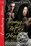 Taming a Beta's Heart [Scent of a Mate 5] (Siren Publishing Everlasting Classic ManLove)