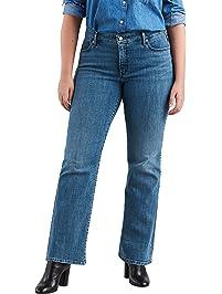 ebcb0acf5ae Levi s Women s Plus-Size 415 Classic Bootcut Jeans
