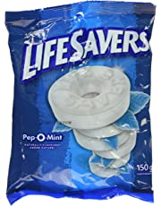 Life Savers Pep-O-Mint (150g) Pack of 3)