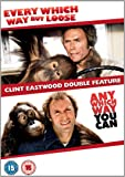 Every Which Way But Loose/Any Which Way You Can [DVD] [2005] [Region2] Requires a Multi Region Player