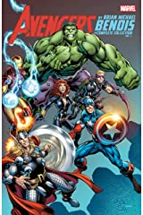 Avengers by Brian Michael Bendis: The Complete Collection Vol. 3 (Avengers (2010-2012)) Kindle Edition