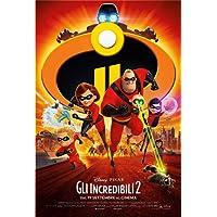 Gli Incredibili 2 3d steelbook  (2 Blu Ray)