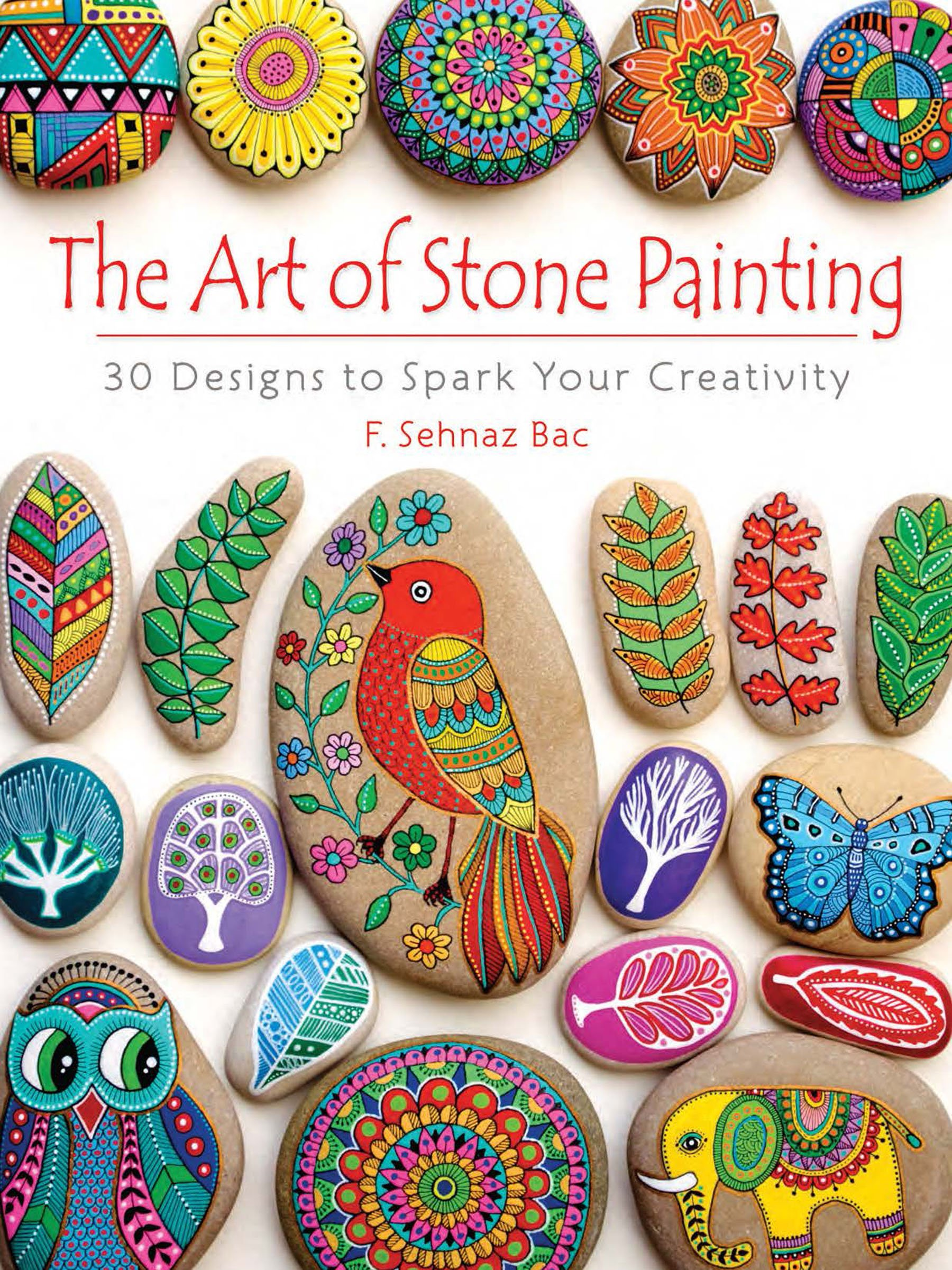 Art Stone Painting Designs Creativity product image