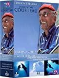 Jacques-Yves Cousteau - Coffret 3 films [Édition Prestige]