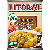 Litoral Patatas con Carne - 420 gr
