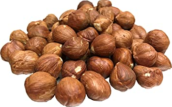 Nuts US - Turkish Raw Hazelnuts (1 LB)