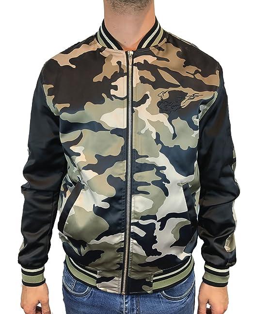 185fe943cb42 Zara Men's Tiger bomber jacket 3918/307 (X-Large): Amazon.ca ...