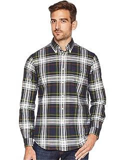 f409f6f2f Amazon.com  RALPH LAUREN Men Solid Sport Oxford Shirt  Polo Ralph ...