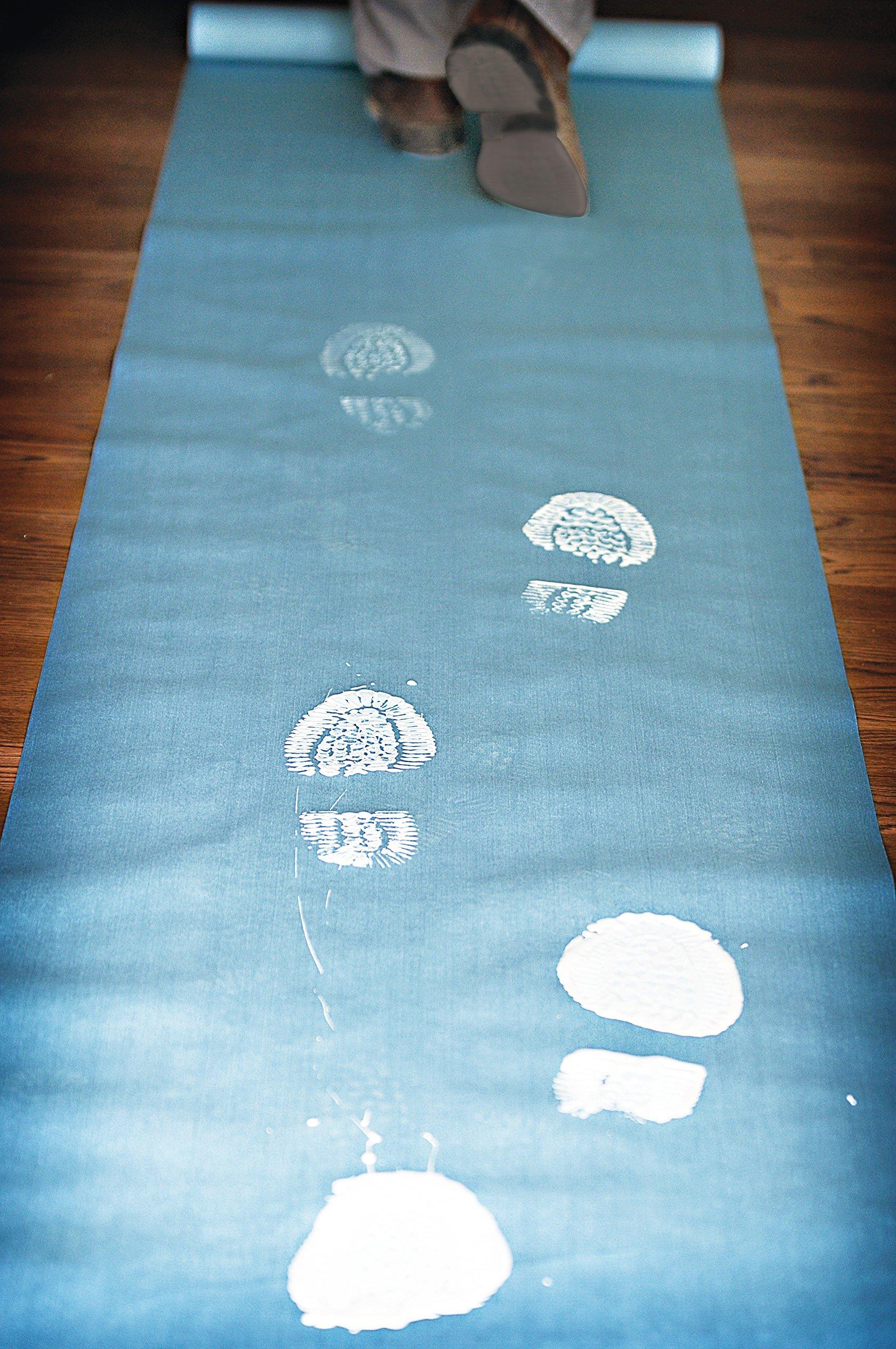 Trimaco One Tuff Floor Protector Roll, 24-inch x 100-feet