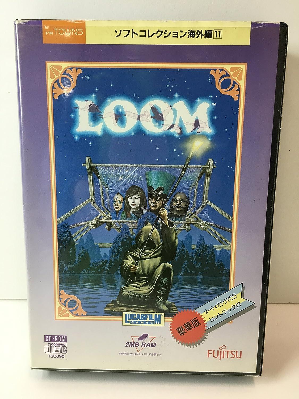 LOOM 豪華版 (ソフトコレクション海外編11) FM-TOWNS B07FMTRJXP Parent