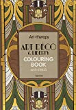 Art therapy. Art déco & liberty. Colouring book anti-stress