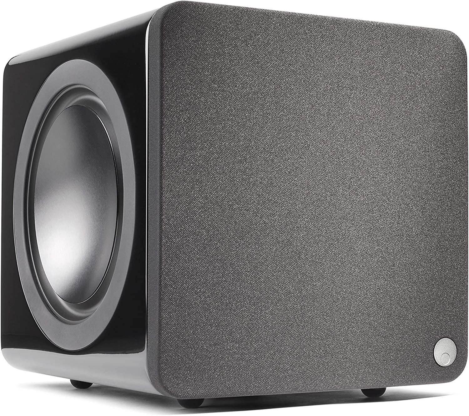Cambridge Audio Minx X201 | 200 Watt Subwoofer with Active Amplifier (Gloss Black)