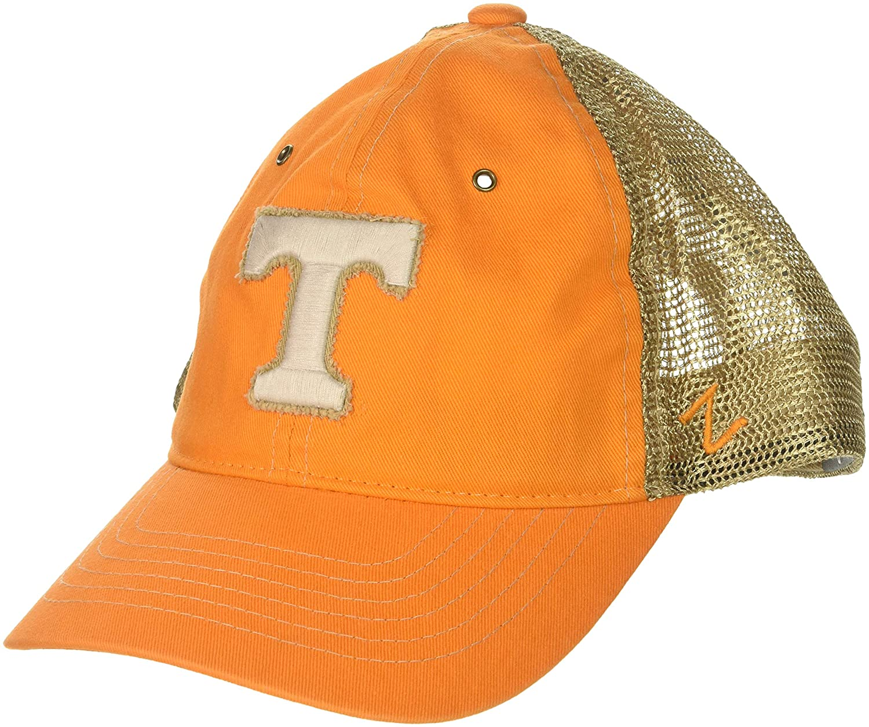 Zephyr NCAA Mens Detour Relaxed Hat