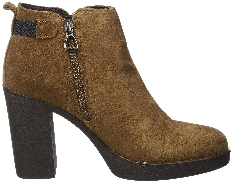 U.S.Polo ASSN. Sissy Suede, Botines para Mujer: Amazon.es: Zapatos y complementos