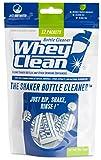 WheyClean: The Shaker Bottle Cleaner - Portable