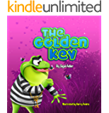 "Children's books: ""THE GOLDEN KEY"" : Teaching kids about responsibility (kids 2-8) (Animal bedtime story preschool picture book Book 3)"