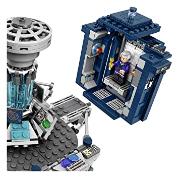 Amazon Lego Ideas Doctor Who 21304 Building Kit Toys Games