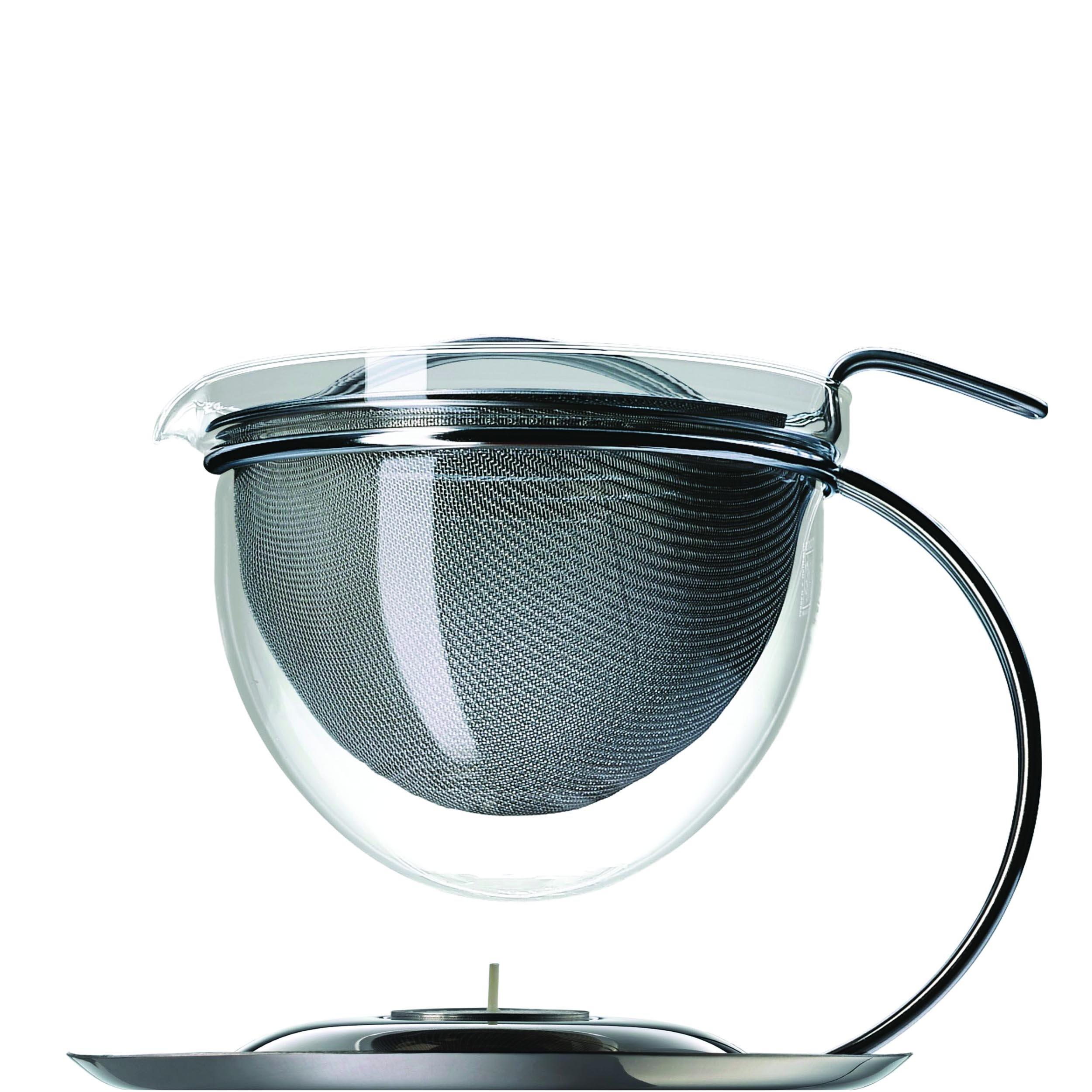 Mono Filio Teapot 50oz with Integrated Warmer