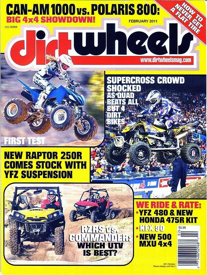 Dirt Wheels: Amazon.com: Magazines