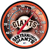 "MLB San Francisco Giants Thermometer, 12"" x"