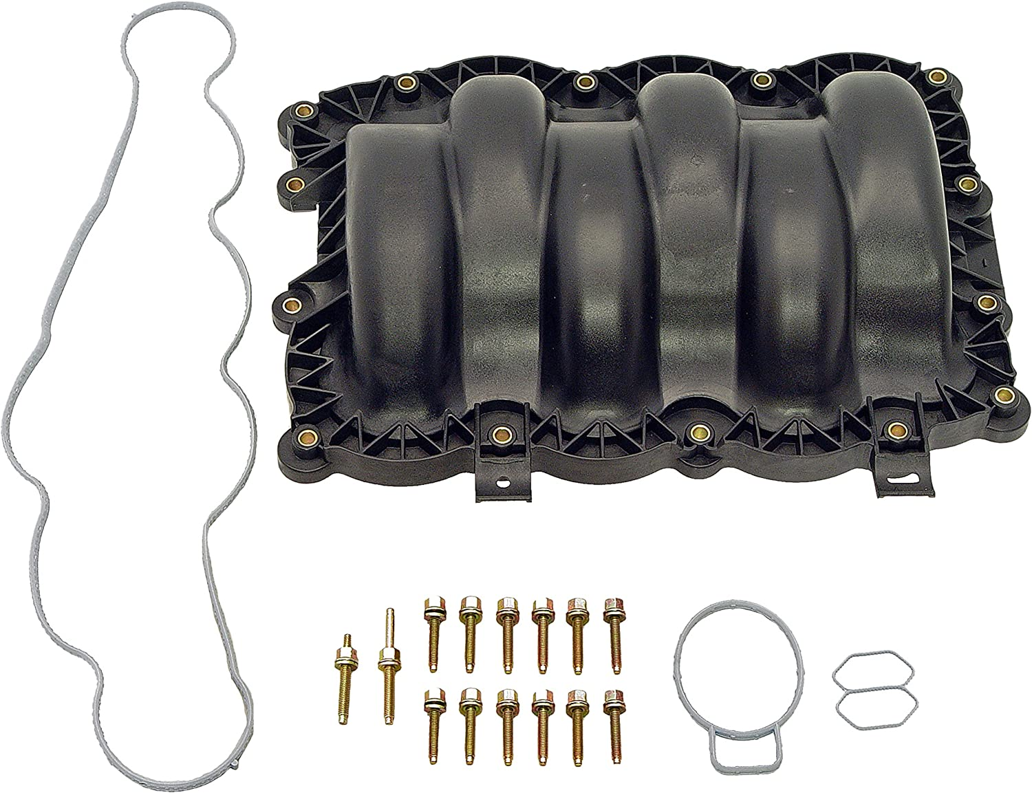 Dorman 615-277 Upper Plastic Intake Manifold - Includes Gaskets for Select Ford Models