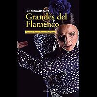 Grandes del Flamenco (Spanish Edition) book cover