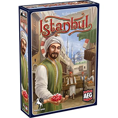 Istanbul: Toys & Games