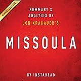Missoula by Jon Krakauer   Summary and