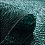Coolaroo 302306 6X15 70% Uv Shade, (6' x 15'), Forest Green