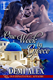 One Week in Greece (International Affairs)