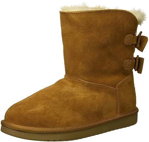 dbddb3b9d19 Amazon.com: Koolaburra by UGG Womens Attie (Little Kid/Big Kid): Shoes