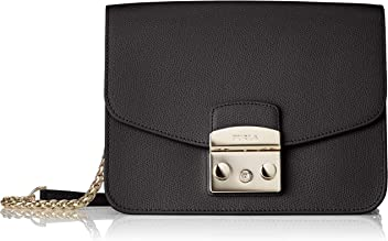 FURLA Womens Metropolis Small Crossbody Cross-Body Bag