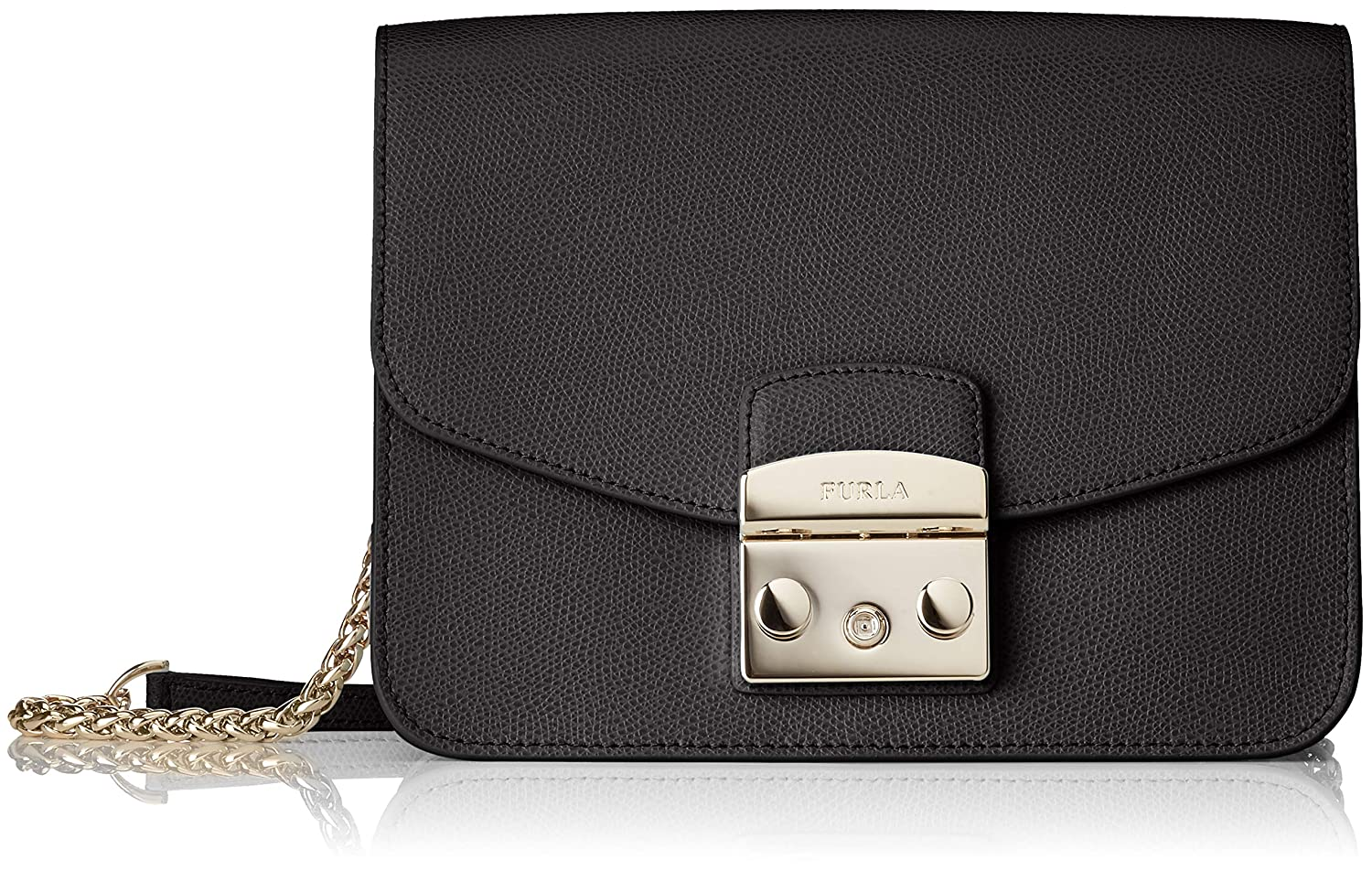 FURLA Women's Metropolis Small Crossbody Cross-Body Bag