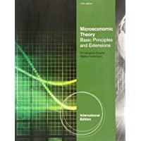 Microeconomic Theory: Basic Principles and Extensions, International Edition (with InfoApps)