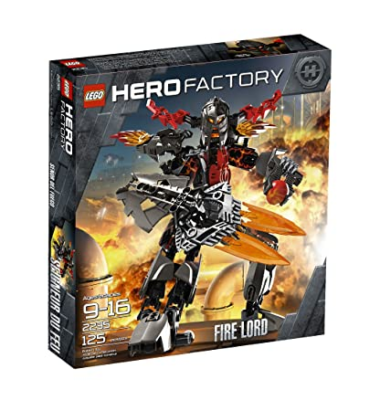 Amazon.com: LEGO Hero Factory Fire Lord 2235: Toys & Games