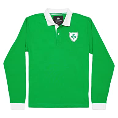 Coolligan - Polo de Fútbol Retro 1949 Ireland - Color - Verde ...