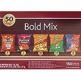 Frito-Lay Bold MIX フリトレー 激辛・ミックス バラエティー チップス50袋パック (28-g x 50)ハワイからお届け [海外直送品]