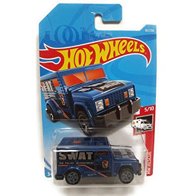 Hot Wheels HW Armored Truck: Toys & Games