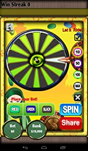Dancer Mystery Roulette from Galaxy Gambling Free Slots Games