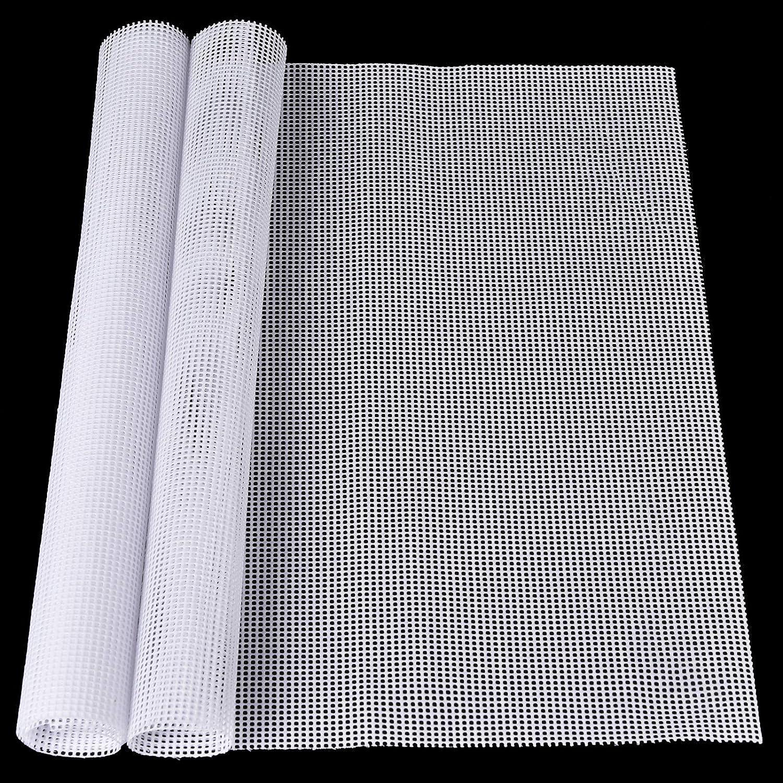 Sopito 6pcs Square Non Stick Silicone Dehydrator Sheets for Fruit Dryer Mesh