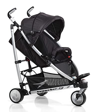 Amazon.com: Tendencias para niños Buggster S carriola, Negro ...