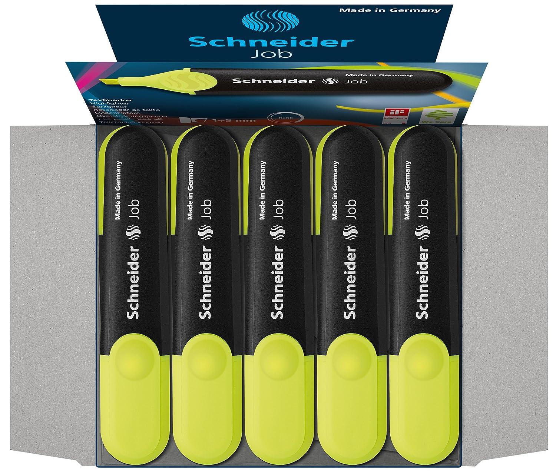 Schneider P001505x10 Evidenziatore, Confezione 10 Pezzi