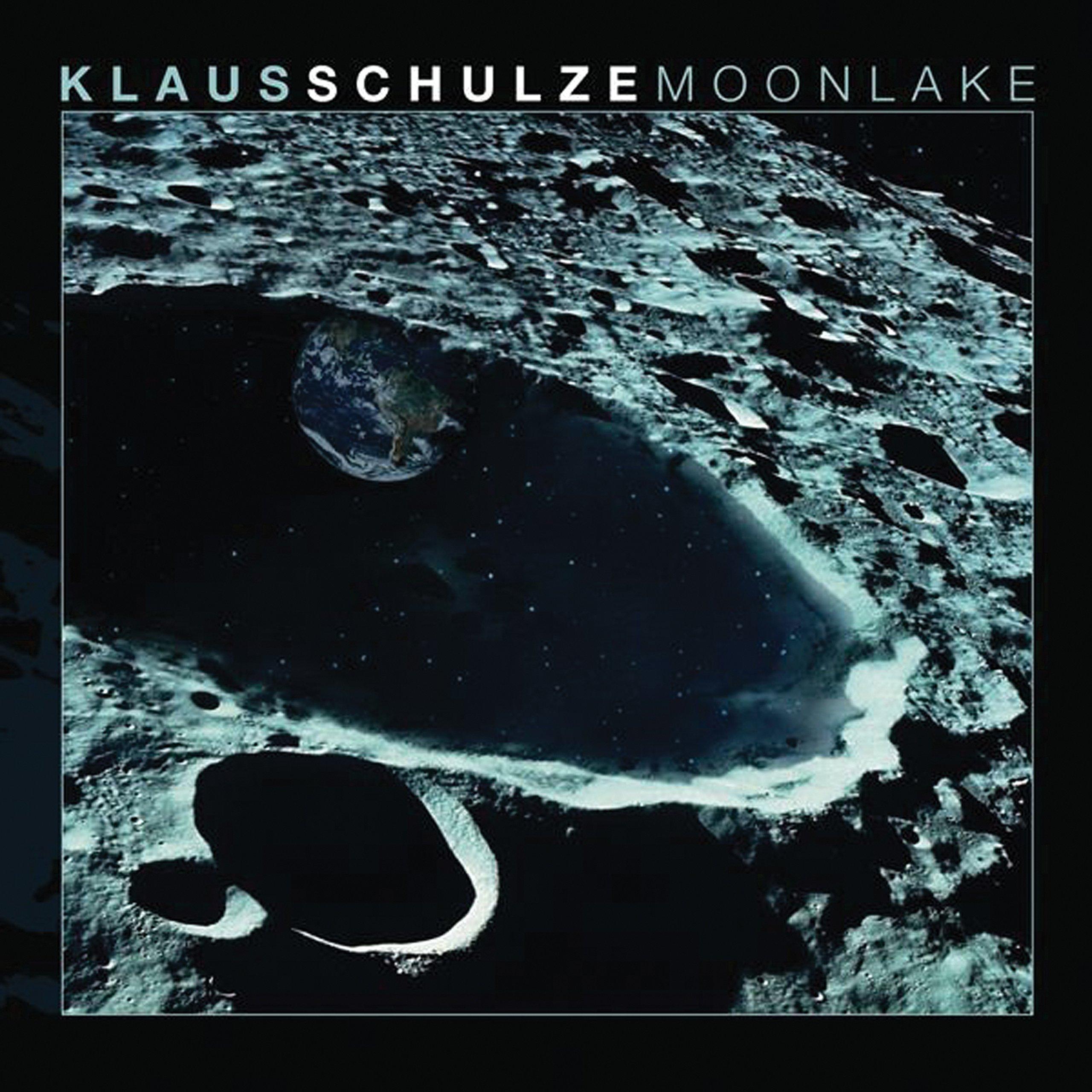 CD : Klaus Schulze -  Moonlake