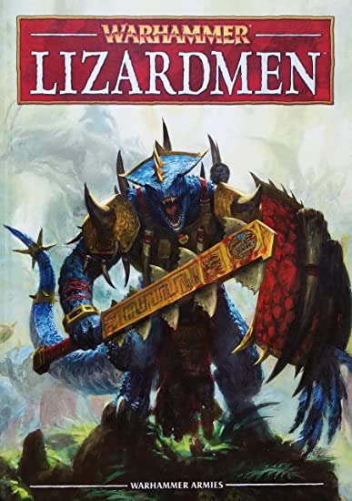 Lizardmen Army Book