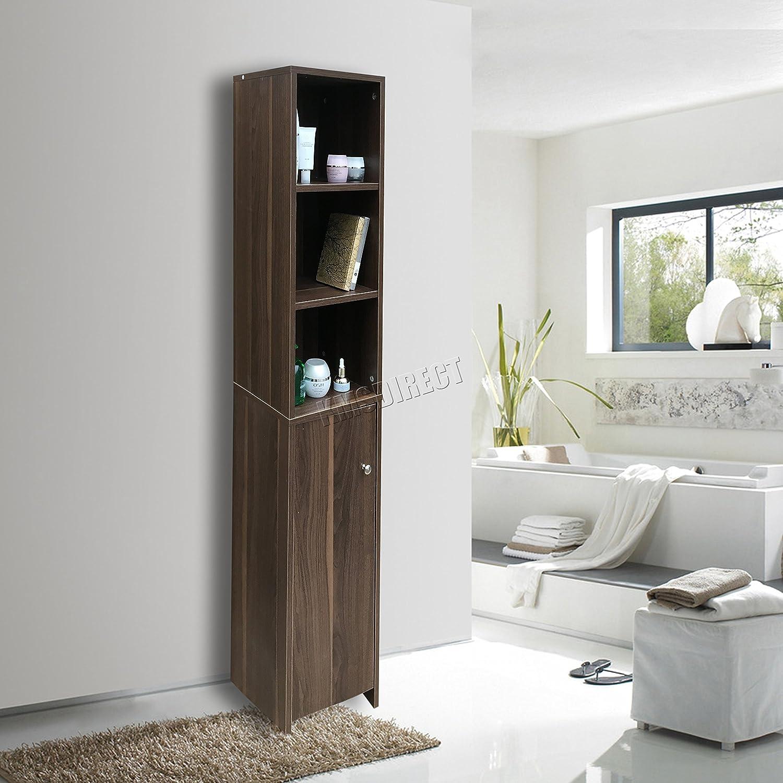 Outstanding Foxhunter Wall Mount Floor Standing Wooden Bathroom Cabinet Download Free Architecture Designs Scobabritishbridgeorg