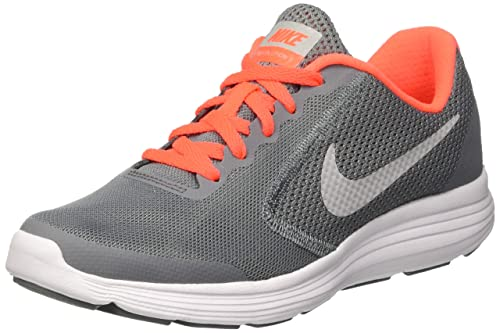 Nike REVOLUTION 4 Scarpe da Ginnastica da Donna Bianco Sport Ginnastica