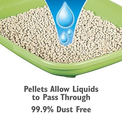 Purina Tidy Cats Litter Pellets; BREEZE Refill Litter Pellets