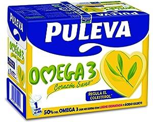 Puleva Omega 3 Original - Pack 6 x 1 L