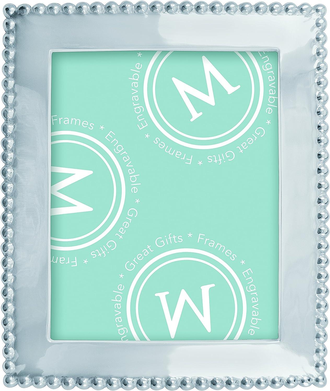 Mariposa Pearled Edge 8 x 10 Frame